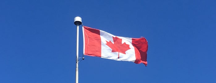Canada is one of Go Here.