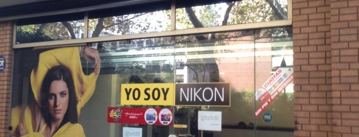 Nikon Center is one of Chilecito 🗻.