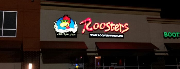 BC Roosters is one of The 15 Best Places for Chicken Wings in Louisville.