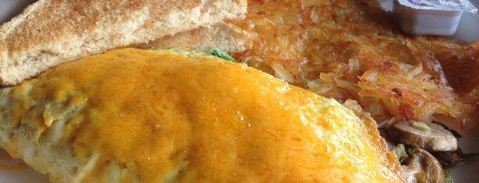Penelope's Lil Café is one of The 15 Best Places for Brunch Food in Lincoln.
