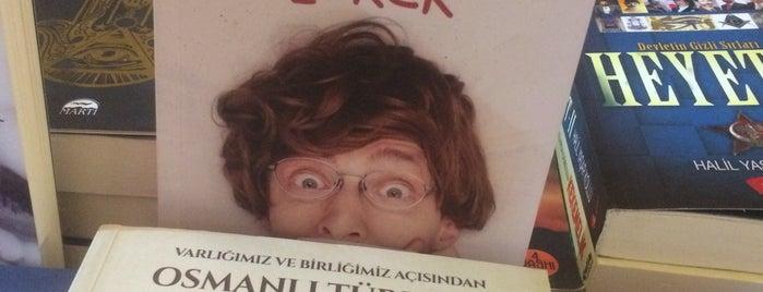 Don Kişot Kitap & Kahve is one of Kayseri.