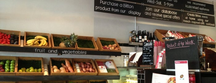 The Bitton Café and Grocer is one of Wake me up.