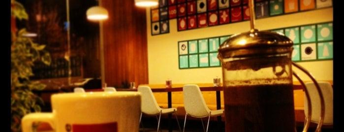 Coffee Lab is one of Yeme - İçme.