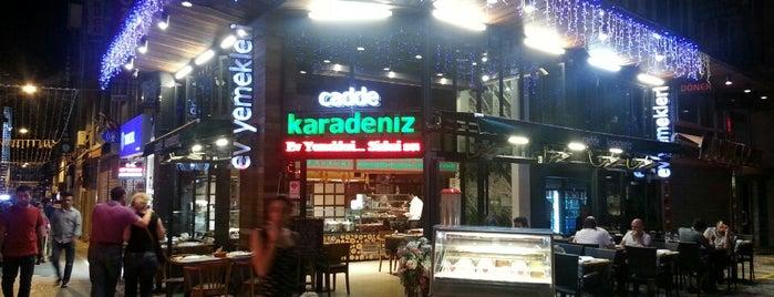 Cadde Karadeniz is one of İstanbul 2018 TO-GO.