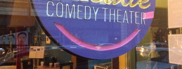 Arcade Comedy Theater is one of Places to go in Pittsburgh.