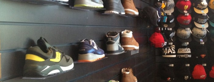 Sneaker 57 is one of Shopping Addiction.