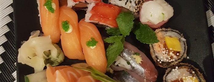 Mangá Sushi House is one of Restaurantes (Grande Porto).