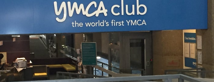 Central YMCA Club is one of Gay venues.