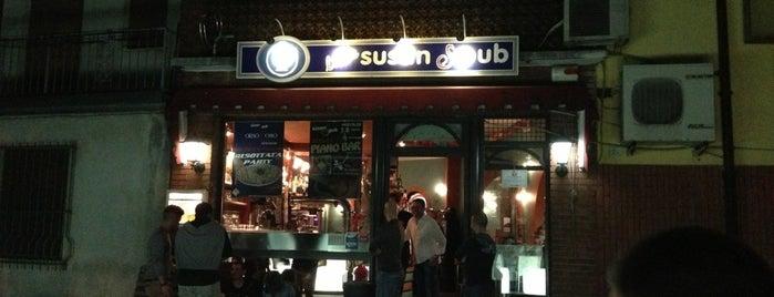 Little Susan Pub is one of Veneto best places 2nd part.