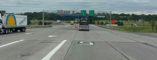 I-90 & I-390 is one of Roc.