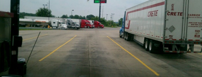 Pilot Travel Center is one of Diary of the Open Road Checkpoints.