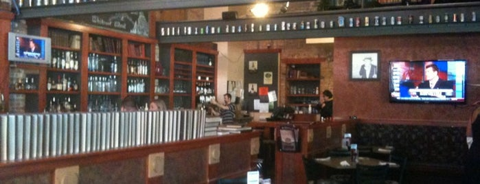 Library Restaurant and Brewery is one of Restraunts.