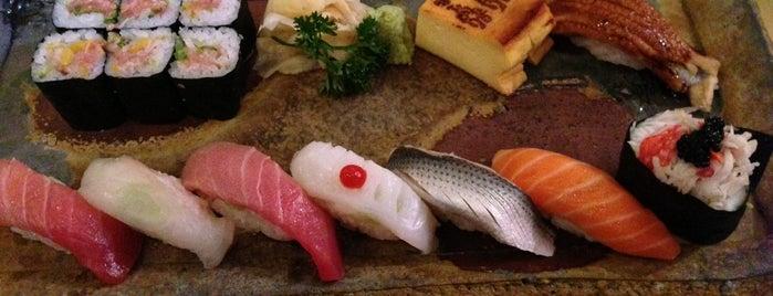 Sushi Zen is one of Bento (NY).