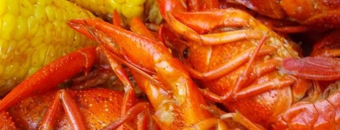 Hot N Juicy Crawfish is one of CALI.