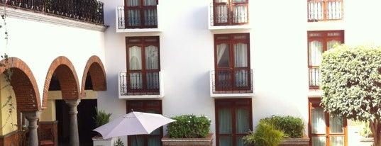 Hotel San Pedro is one of Puebla H.