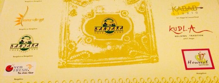 Banjara Restaurant is one of Lunch & Dinner.