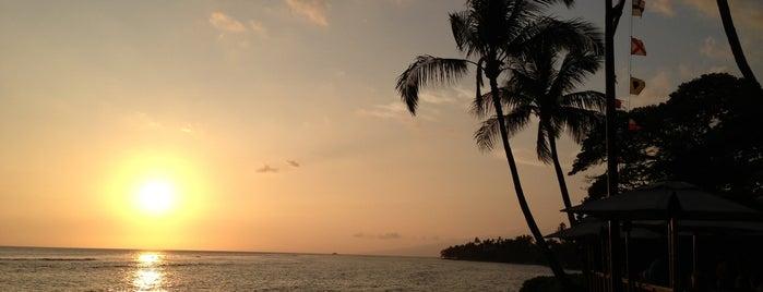 Koa's Seaside Grill is one of Maui.