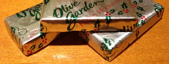 Olive Garden is one of Food in The Shoals Area.