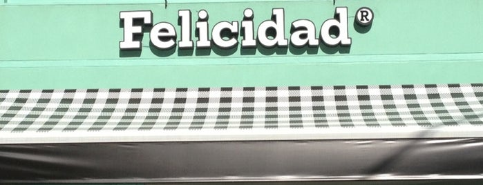 Felicidad is one of Merendar.