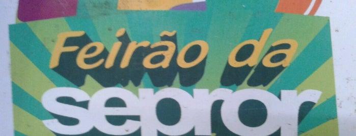 Feira da Sepror is one of Meus locais.