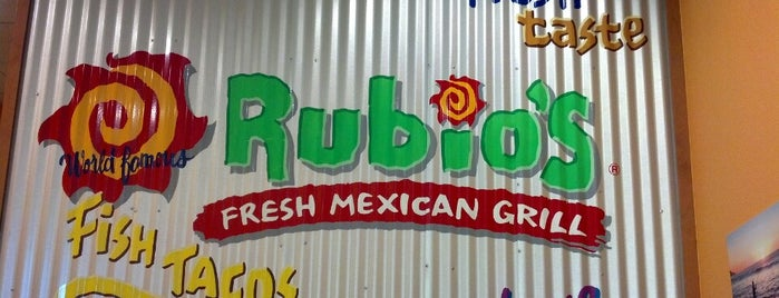 Rubio's Coastal Grill is one of Vegas Baby!!.