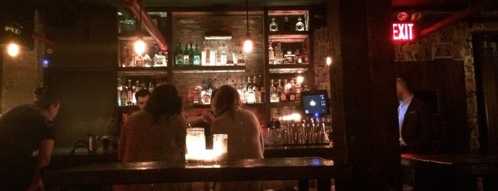 Abajo is one of NYC Nightlife.
