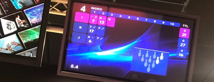 Bowling Themis is one of Done Mouscron.