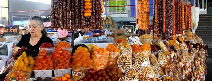 Goum Market is one of Yerevan.