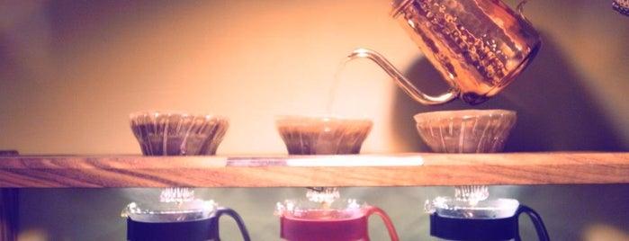 微光咖啡 Aura is one of Café.