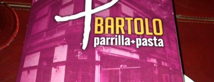 Bartolo is one of Paris.