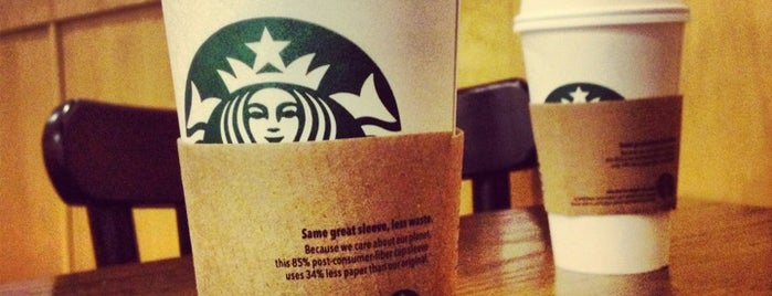 Starbucks is one of The 9 Best Places for Espresso in San Antonio.