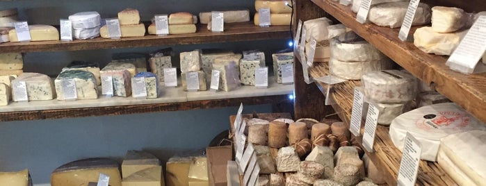 La Fromagerie is one of Eat London 2.