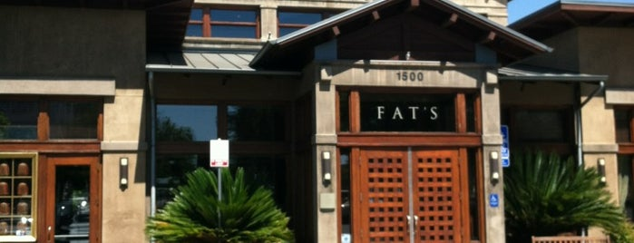 Fat's Asia Bistro is one of Establishments to Frequent.