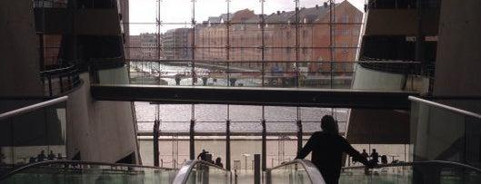 Det Kongelige Bibliotek - Den Sorte Diamant is one of Copenhagen by Locals.