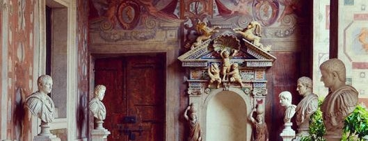 Palazzo Altemps is one of Rome by Locals.