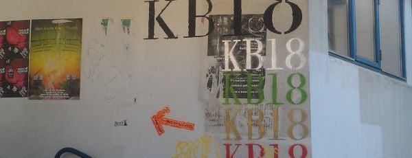 Kødboderne 18 (KB18) is one of Copenhagen by Locals.