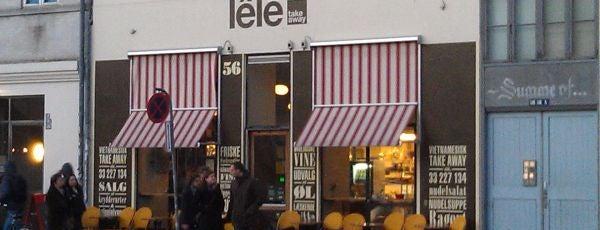 LêLê is one of Copenhagen by Locals.