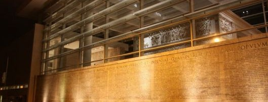 Museo dell'Ara Pacis is one of Rome by Locals.