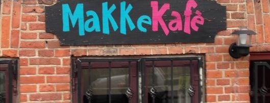 MakkeKafe is one of Copenhagen by Locals.