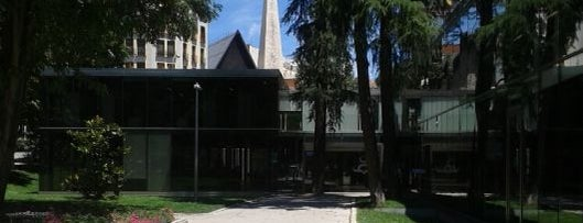 Biblioteca Pública de Retiro is one of Madrid by Locals.