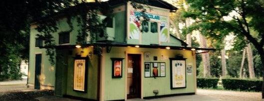 Cinema dei Piccoli is one of Rome by Locals.