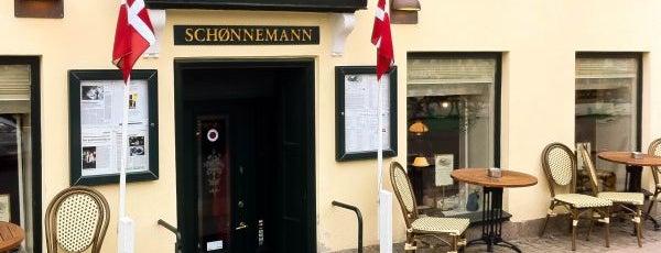 Restaurant Schønnemann is one of Copenhagen by Locals.