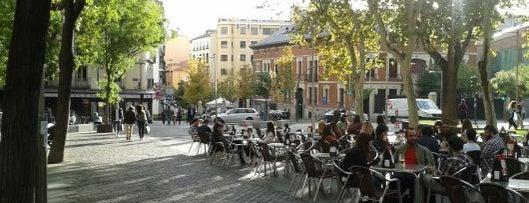Plaza de Santa Bárbara is one of Madrid by Locals.