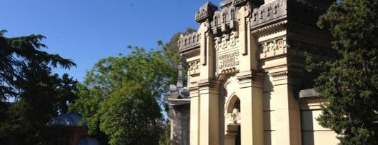 Cementerio de la Almudena is one of Madrid by Locals.