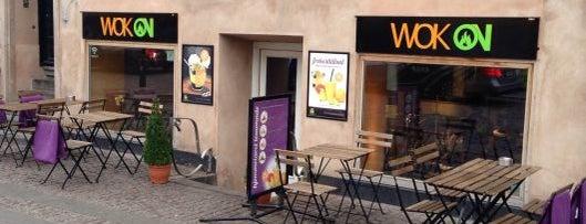 Wok On is one of Copenhagen by Locals.