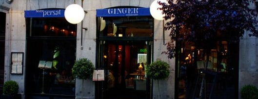 Ginger is one of Madrid by Locals.