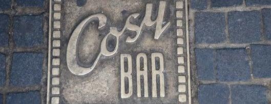 Cosy Bar is one of Copenhagen by Locals.