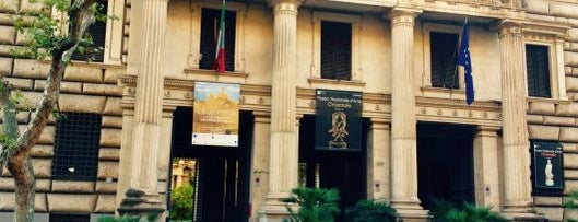 """Museo Nazionale d'Arte Orientale """"G. Tucci"""" is one of Rome by Locals."""