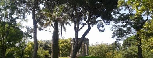 Parque de El Capricho is one of Madrid by Locals.