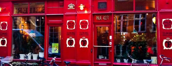 Palæ Bar is one of Copenhagen.